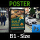 Restaurant Poster Template - GraphicRiver Item for Sale