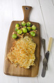 oven baked potato crusted cod fillet - PhotoDune Item for Sale