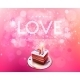Love and Cake Bokeh Background - GraphicRiver Item for Sale