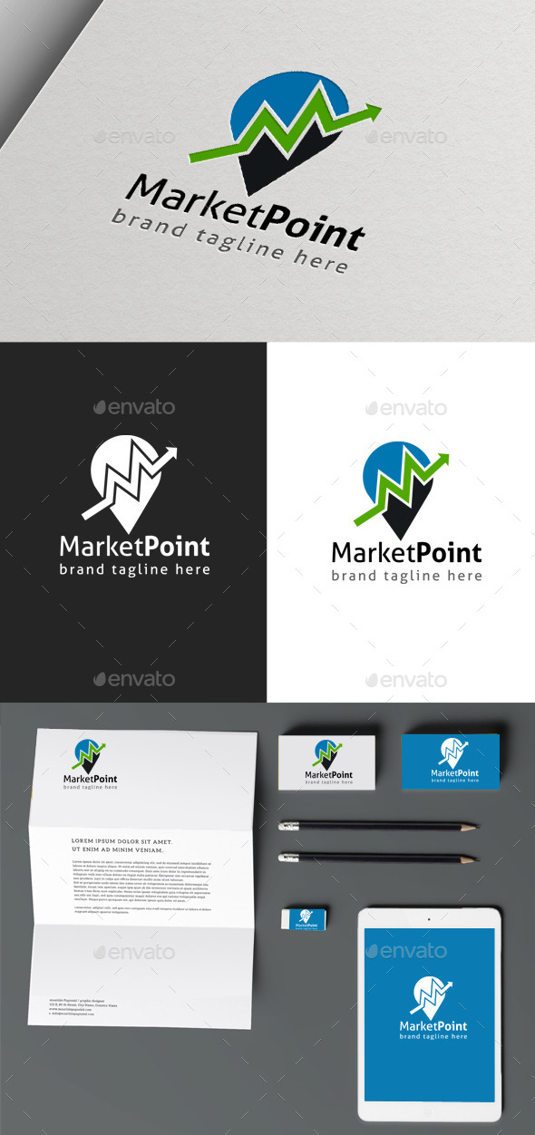 GraphicRiver Marketing Point 10100464
