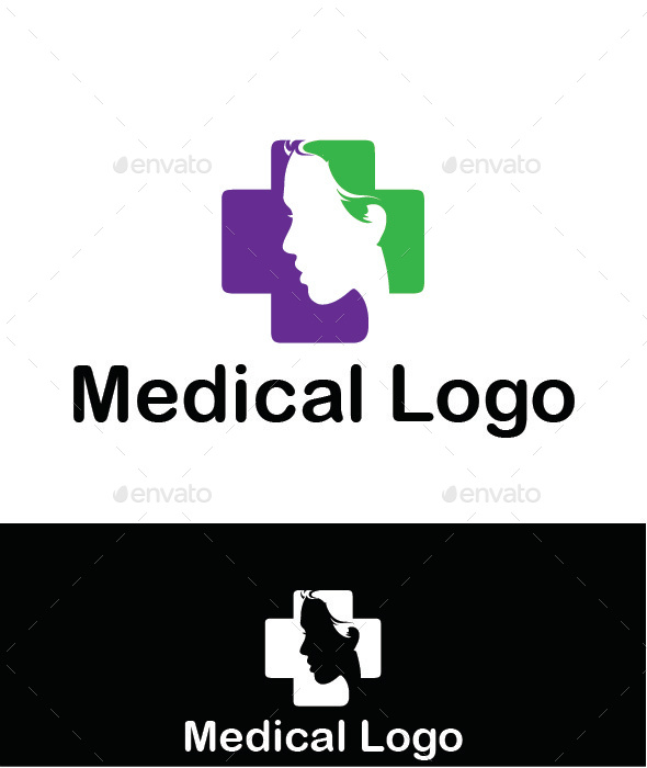 GraphicRiver Abstract Medical Icon 10068914