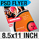 Sports Flyer Bowling - GraphicRiver Item for Sale