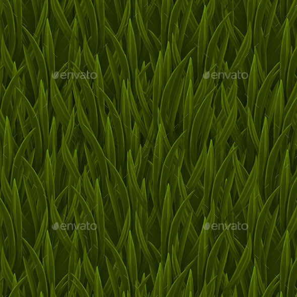 Hand Painted Grass Texture - 3DOcean Item for Sale