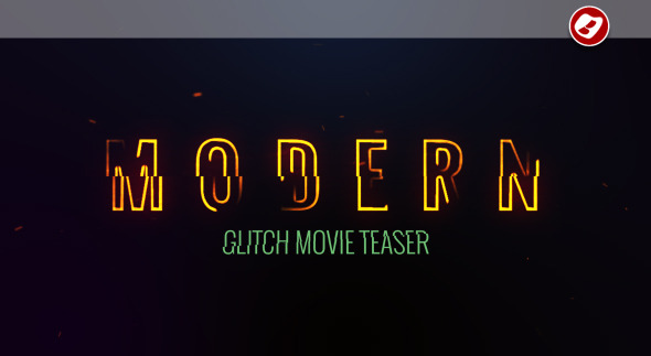 Modern Glitch Movie Teaser