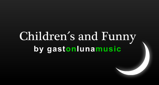 Children's and Funny Music