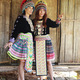 Traditionally dressed Mhong hill tribe woman - PhotoDune Item for Sale