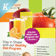 Healthy Diet Program Flyers