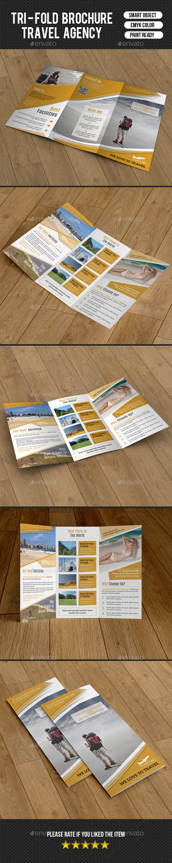 GraphicRiver Travel Agency Trifold-V217 10103002