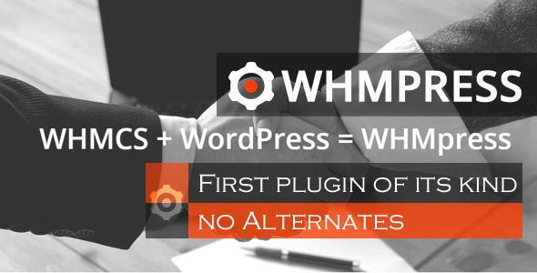 WHMpress 3.1.2 - WHMCS WordPress Integration Plugin