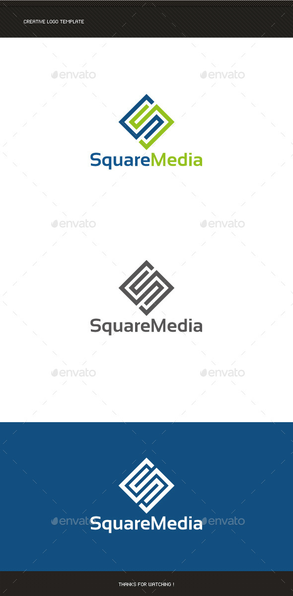 GraphicRiver S Letter Logo Template 10103258