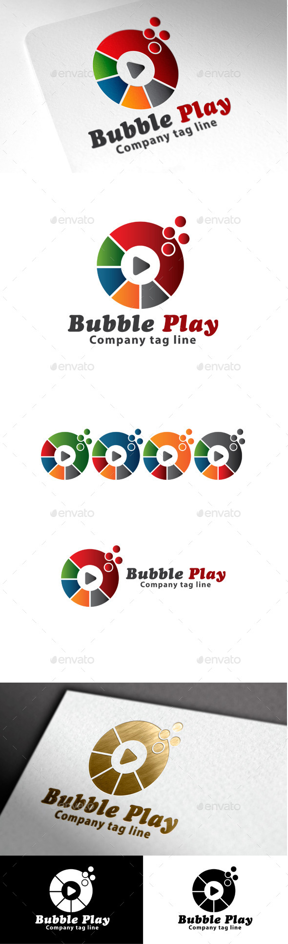 GraphicRiver Bubble Play 10103288