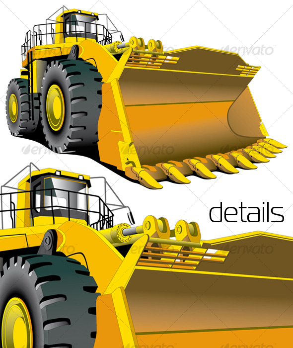 Dozer - Industries Business