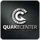 Quake Center Logo Template - GraphicRiver Item for Sale