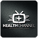 Health Channel Logo Template - GraphicRiver Item for Sale