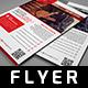 Flyer - Multipurpose Business Flyer 9 - GraphicRiver Item for Sale
