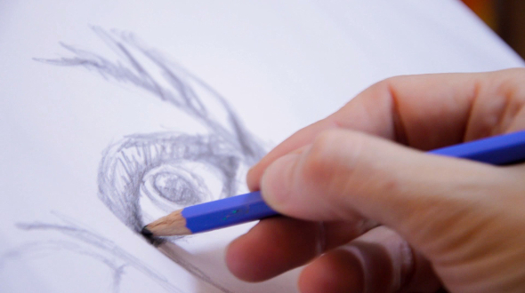 VideoHive Female Portrait 10104411