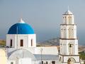 Santorini, Pyrgos, Theotokaki Church - PhotoDune Item for Sale