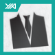 Men Clothing - Tuxedo Suit - GraphicRiver Item for Sale