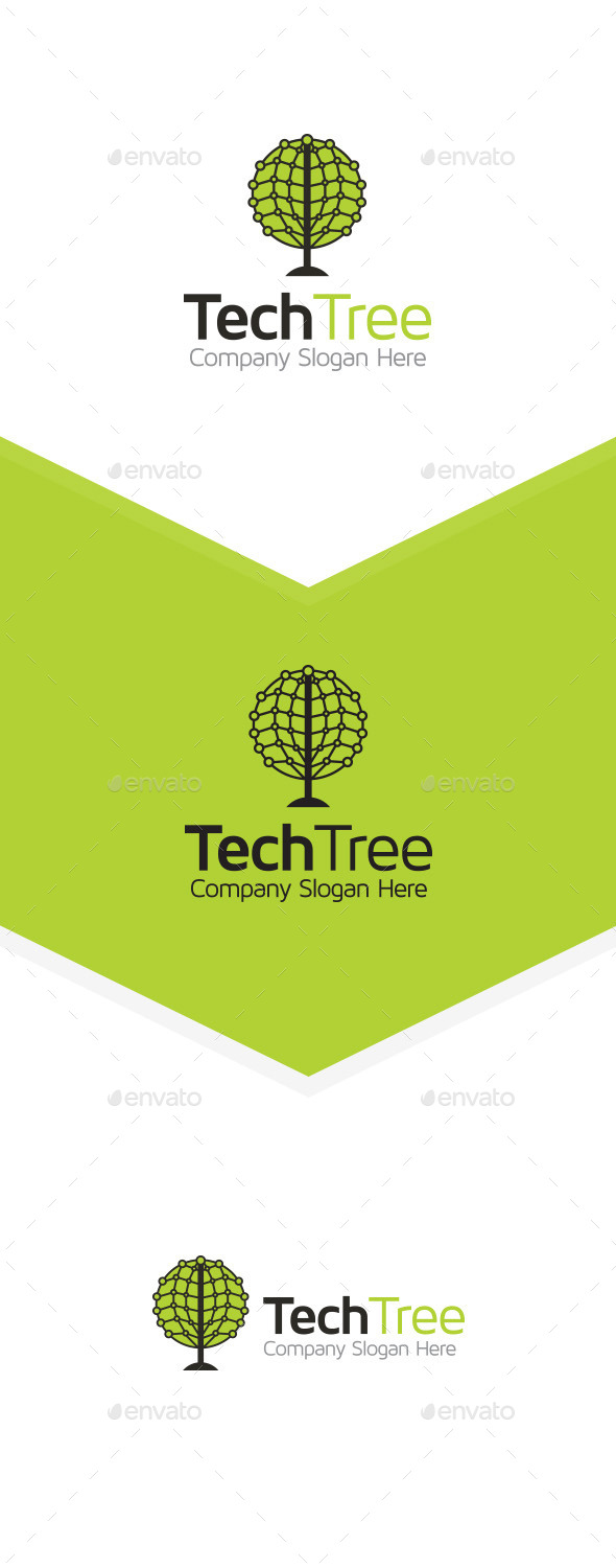 GraphicRiver Tech Tree 10105060