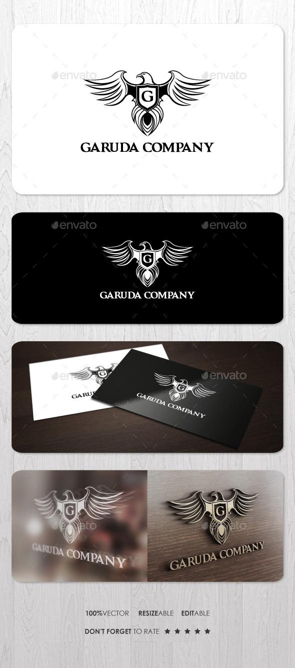 GraphicRiver Garuda Company Logo 10105116