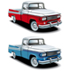 Retro american pickup - GraphicRiver Item for Sale