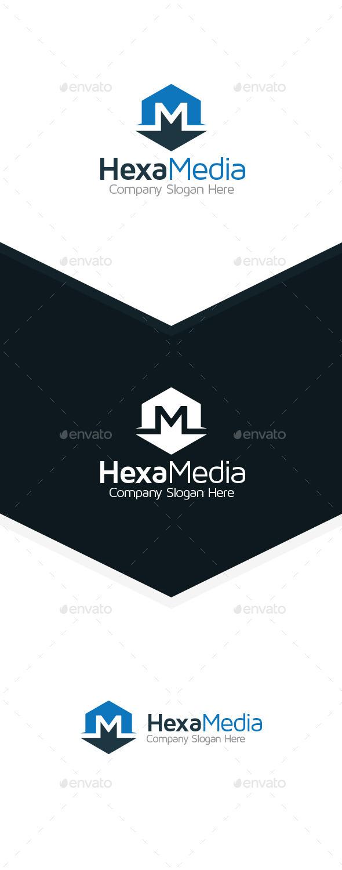 GraphicRiver M Logo 10105558