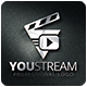 You Stream Logo Template - GraphicRiver Item for Sale