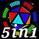 Color Cosmos - VJ Loop Pack (5in1) - VideoHive Item for Sale