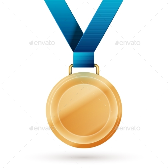 GraphicRiver Gold Medal 10105911