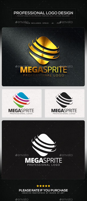 GraphicRiver Mega Sprite Logo Template 10106069