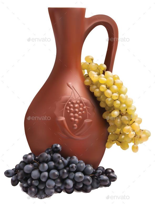 GraphicRiver Wine 10106595