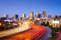 Atlanta, Georiga Cityscape - PhotoDune Item for Sale