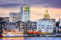 Savannah, Georgia Skyline - PhotoDune Item for Sale