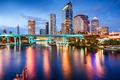 Tampa, Florida Skyline - PhotoDune Item for Sale