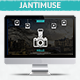 Jantimuse Template - ThemeForest Item for Sale