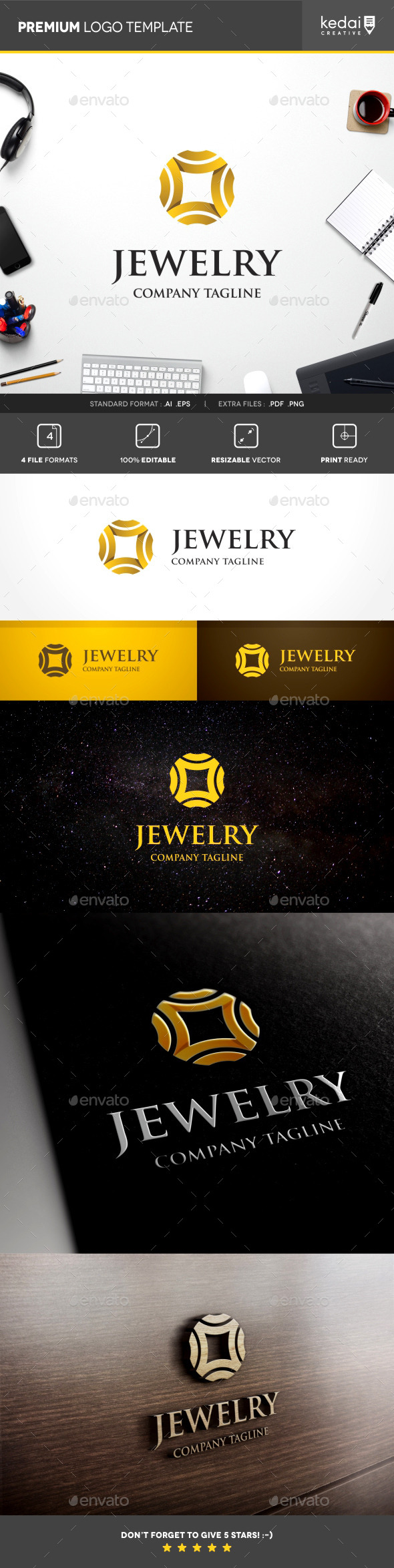 GraphicRiver Jewelry 10107173
