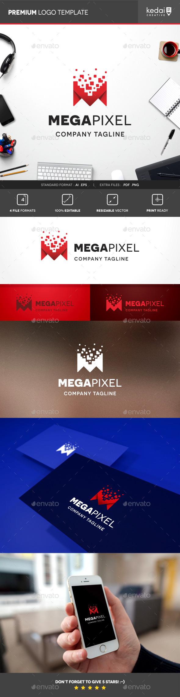 GraphicRiver Mega Pixel 10107583