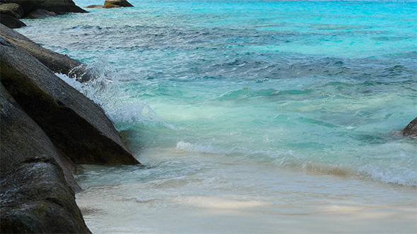 VideoHive Ocean Shore 10107714