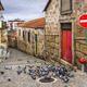 Alley with Pigeons - PhotoDune Item for Sale