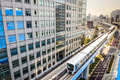 Tokyo, Japan cityscape at the monorail. - PhotoDune Item for Sale