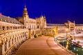 Seville, Spain at Spanish Square - PhotoDune Item for Sale