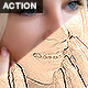 Pure Art Hand Drawing 3 - Photoshop Action - GraphicRiver Item for Sale