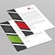 Corporate Letterhead 03 - GraphicRiver Item for Sale