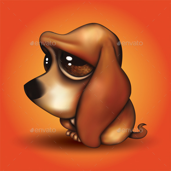 GraphicRiver Puppy 10108204