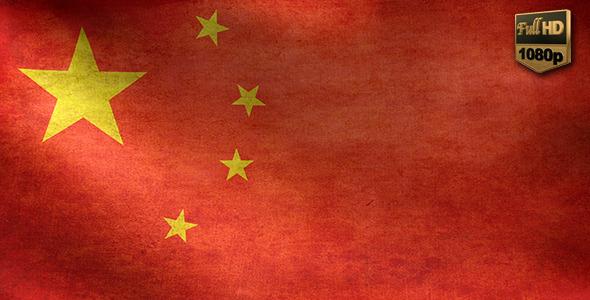 VideoHive China Flag 10108709