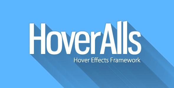 HoverAlls - Hover Effects Framework