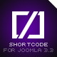 Shortcode Ultimate Plugin for Joomla - CodeCanyon Item for Sale