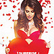 Flyer Valentine Sexy Night Party - GraphicRiver Item for Sale