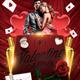 Valentine Affair Flyer Template - GraphicRiver Item for Sale