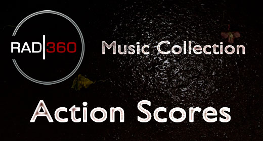 Music Collection - Action Scores
